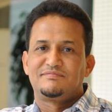 محمد مختار الشنقيطي - أستاذ الأخلاق السياسية وتاريخ الأديان بجامعة حمَد بن خليفة في قطر