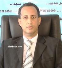 عضو مجلس الشيوخ الموريتاني المحال إلى سجن روصو محمد ولد غده