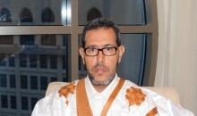 زعيم مؤسسة المعارضة الموريتانية الحسن ولد محمد (أرشيف)