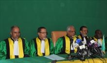 المجلس الدستوري الموريتاني