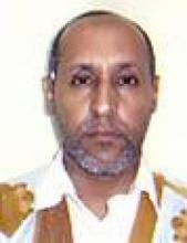 نائب مقاطعة تيشيت بولاية تكانب بوي أحمد ولد اشريف