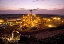 منجم تازايازت للذهب شمالي نواكشوط