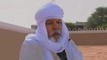 توفي الشيخ بداه يوم الخميس 07 - 05 - 2009