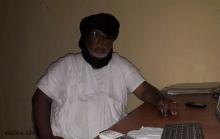 ممثل اللجنة الوطنية المستقلة للانتخابات في العيون بالحوض الغربي محمد الامين ولد محمد الشيخ (الأخبار)