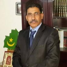 أحمد محمد الأمين – المدير العام لقناة شنقيط