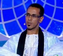 الشاعر والسينمائي الموريتاني محمد ولد إيدوم