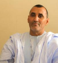 اج ولد الدي ـ عمدة بلدية العيون بالحوض الغربي