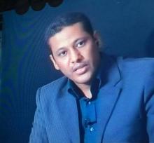 عبد الله الراعي – مدير إدارة الصحافة الإلكترونية بولاية العلاقات مع البرلمان