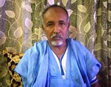 اكتوشني ولد حماد - رئيس الاتحادية الوطنية لمزارعي الضفة