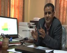 مدير الهيئة الوطنية للأرصاد الجوية في موريتانيا محمد ولد ابت