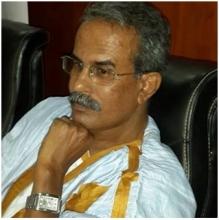 الشاعر الموريتاني الكبير ناجي محمد الإمام