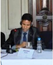 د. أحمد باب الحامد، مستشار شؤون خارجية