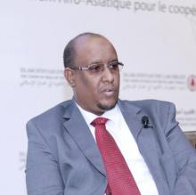 د.سيدأعمر شيخنا ـ رئيس تيار الوفاق الوطني