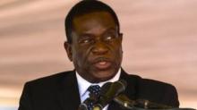 إميرسون منانغاغوا رئيس زيمبابوي