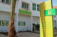 """مقر السلطة العليا للصحافة والسمعيات البصرية """"الهابا"""" بنواكشوط"""