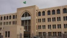 مينى وزارة الخارجية الموريتانية بالعاصمة نواكشوط