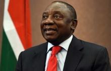 سيريل رامافوزا: رئيس جنوب إفريقيا