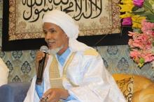 الشيخ محمد الحافظ النحوي ـ رئيس التجمع الثقافي الإسلامي