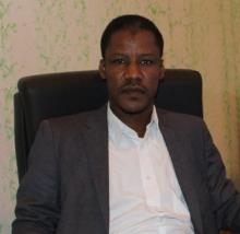 سيدي ولد عبد المالك-كاتب و باحث موريتاني متخصص في الشأن الإفريقي