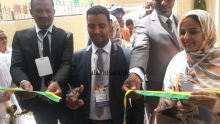 رئيس المجلس الأعلى للشباب خلال تدشين مقر المجلس (الأخبار - أرشيف)