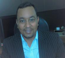 باب ولد الشيخ سيديا - خبير اقتصادي مقيم في كندا