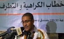 رئيس اتحاد المواقع الإلكترونية في موريتانيا محمد عالي عبادي