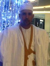 السيد ولد الشريف محمد أحمد - مواطن موريتاني من جنوب أفريقيا