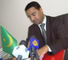 وكيل الجمهورية في ولاية نواكشوط الغربية الخليل ولد أحمد