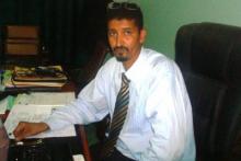 مدير الصيدلة والمختبرات بوزارة الصحة حمود ولد فاضل