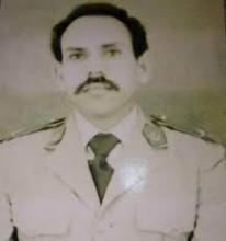 المقدم المتقاعد التراد ولد عبد الصمد