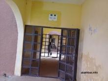 أحد مداخل محكمة روصو جنوبي موريتانيا