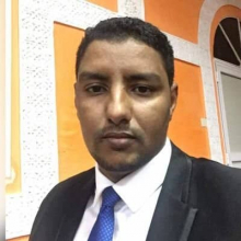 محمد فال ولد الشيخ ـ كاتب صحفي