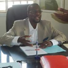 صمبا اتيام ـ رئيس مشروع حزب القوى التقدمية للتغيير