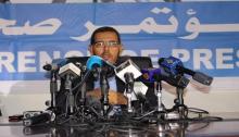 الزعيم الرئيس للمعارضة الديمقراطية في موريتانيا الحسن ولد محمد