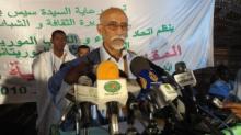 الشاعر الراحل كابر هاشم الرئيس الأسبق لاتحاد الأدباء والكتاب الموريتانيين
