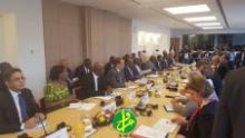 الاجتماع التشاوري الرابع بين مجموعة دول الساحل الخمس والاتحاد الأوروبي المنعقد الاثنين في ابروكسل (وما)