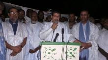 ولد محمد خلال كلمته في افتتاح سلسلة إفطارات الحزب الحاكم في مقاطعات نواكشوط