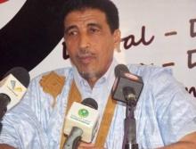 رئيس حزب اتحاد قوى التقدم والرئيس الدوري لمنتدى المعارضة محمد ولد مولود