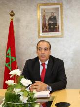 وزير الثقافة والشباب والرياضة المغربي حسن عبيابة