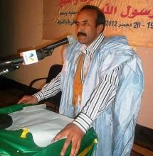 الشاعر الدكتور ادي ولد آدب