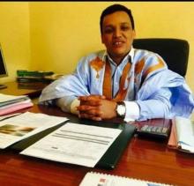 أحمد ولد محمد عبد الرحمن ولد امين - إداري مدني