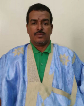 باب ولد أحمد ولد أداع متعاون سابق فی الوکالة الموریتانیة للأنباء فی نواکشوط ونواذیبو