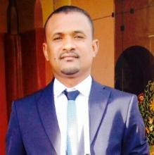 ابحيده ولد خطري - عضو المكتب التنفيذي للمجلس الأعلى للشباب
