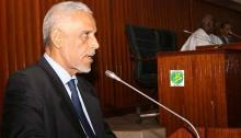 وزير العدل الموريتاني إبراهيم ولد داداه (وما)