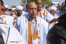 المرشح الرئاسي محمد ولد الغزواني (الأخبار - أرشيف)