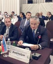 السيد أوكتاي قربانوف - سفير أذربيجان المعتد في موريتانيا والمقيم بالرباط