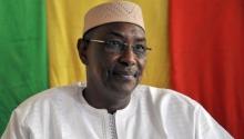 عبدولاي إدريسا مايغا: رئيس الوزراء المالي.