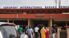 مطار باماكو الدولي.
