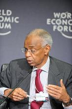 قال المبعوث الأممي السابق الدبلوماسي أحمد ولد عبد الله