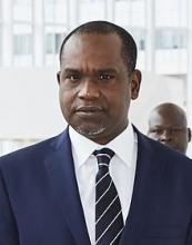 آلفا باري: وزير الشؤون الخارجية ببوركينافاسو.